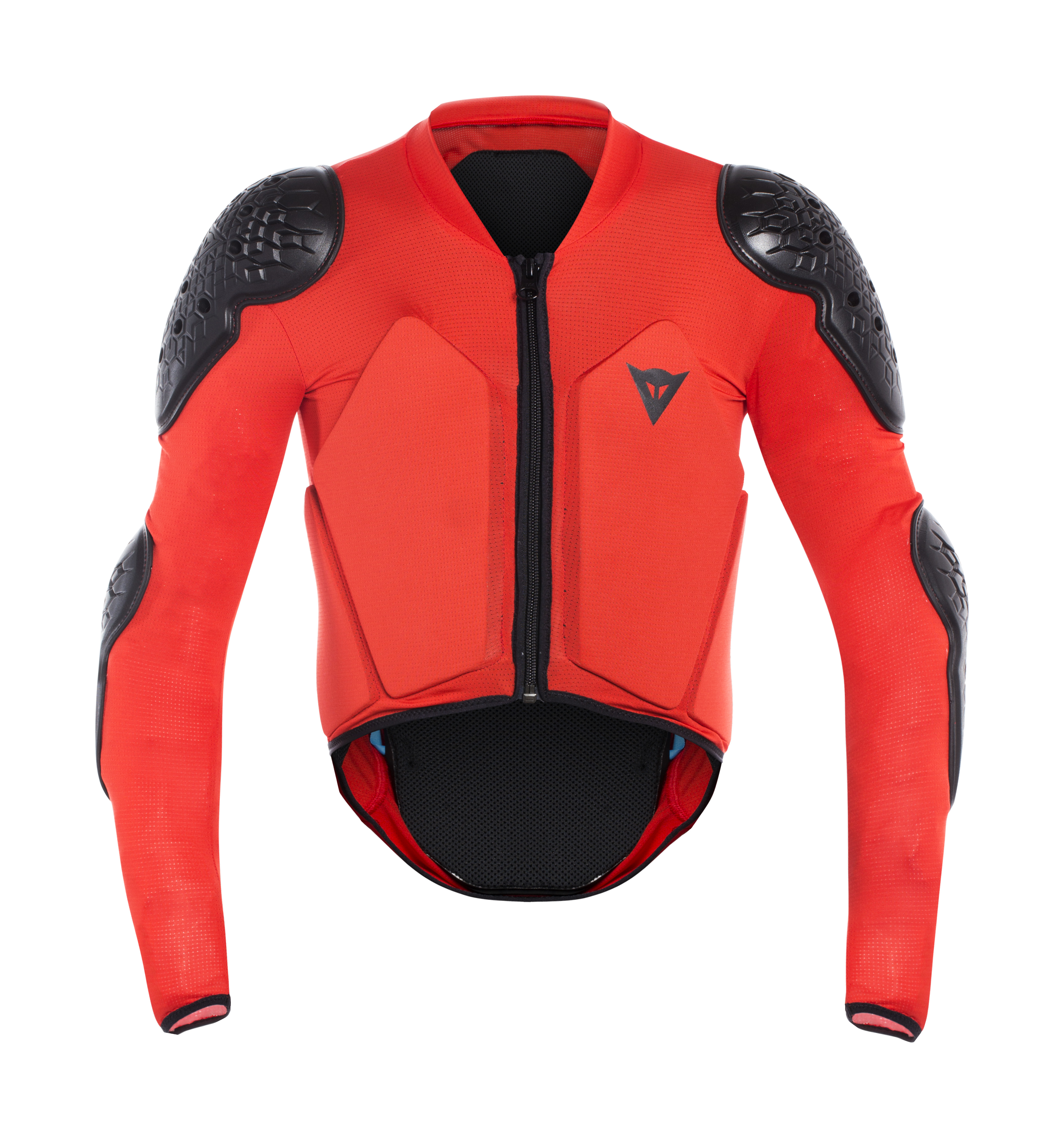Dainese-Scarabeo-Juniour-Safety-Jacket-Black-Red-L