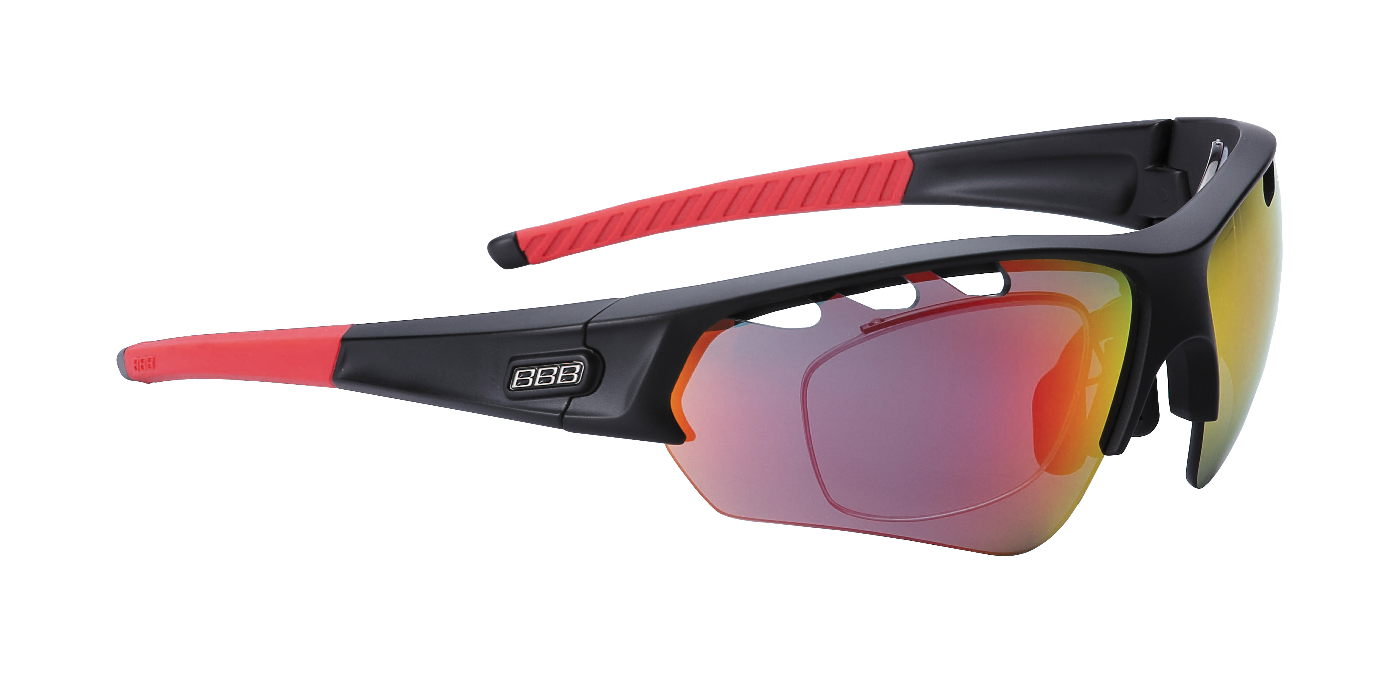 Bbb-Bsg-51-Select-Optic-M-Blk-Red-Tips-Red-Lens