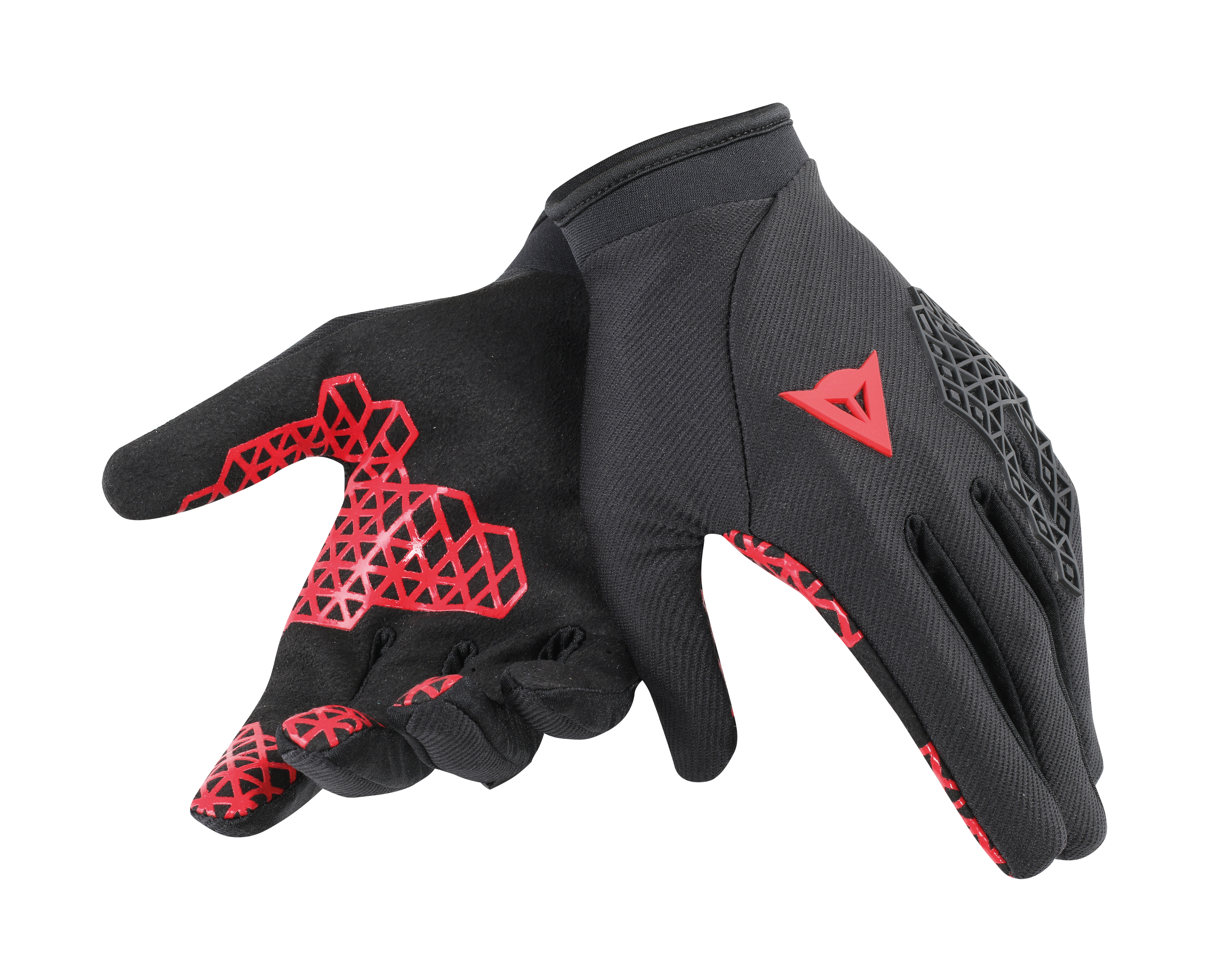 Dainese-Tactic-Gloves-Black-amp-Red-S